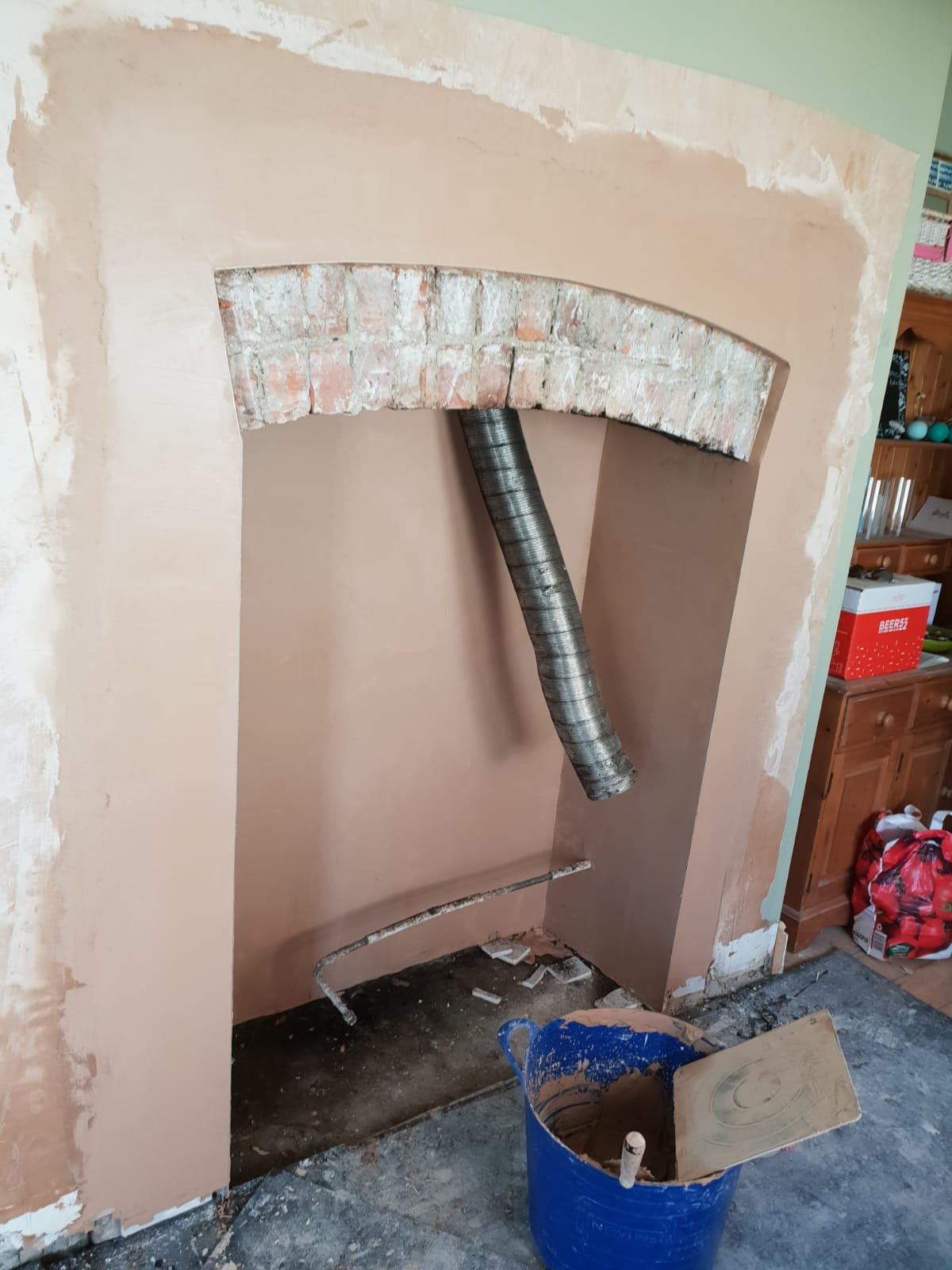 Edmundson Building and Preservation - Valebrooke Plastering