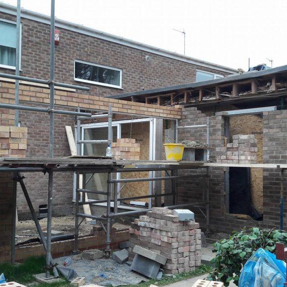 Edmundson Building project at Darras Hall